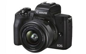 Kamera Mirrorless Canon EOS M50 Mark II