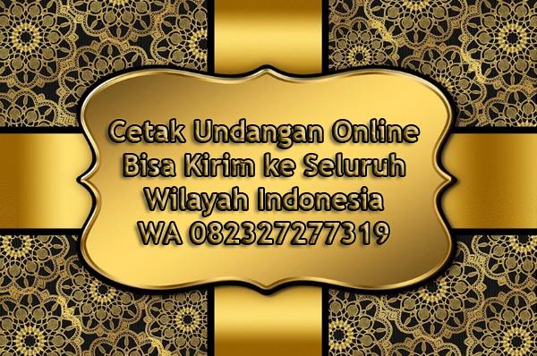 cetak undangan online tegal