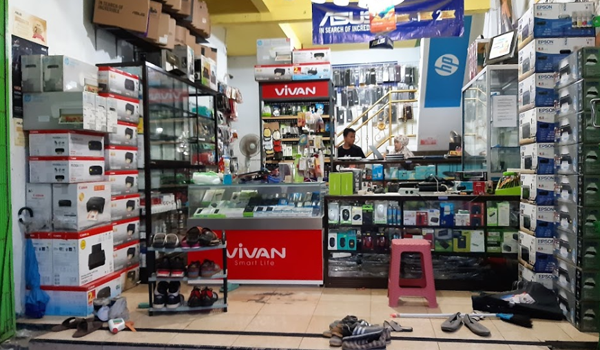 toko elektronik di Kraksaan Probolinggo