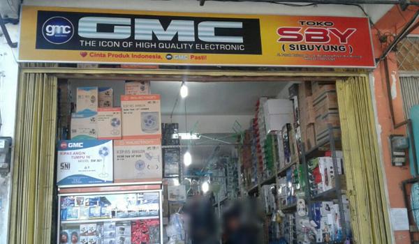 toko elektronik murah di bukittinggi