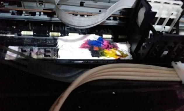 Cara mengatasi tinta printer Epson tidak keluar