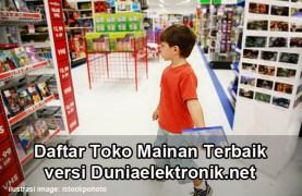 Toko Mainan di Solok