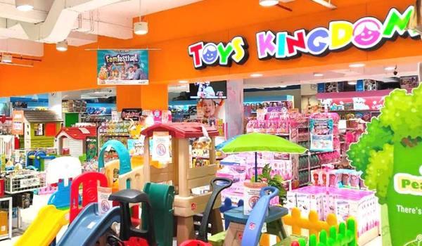 Toko mainan terbaik di Kaimana