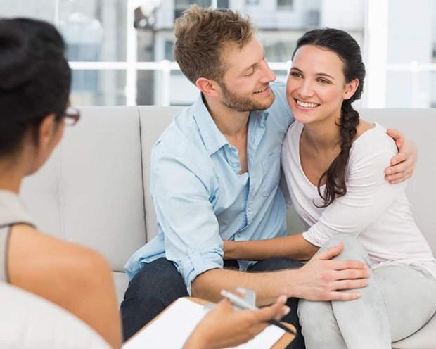 mi vida en terapia de pareja