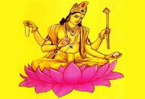 भगवान देवगुरु बृहस्पति, Lord Brihaspati - DuniyaSamachar