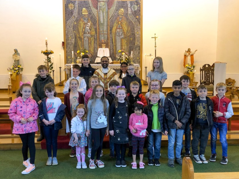 Children's Liturgy at St Clement's, Dundee