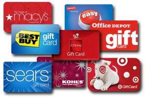 gift card corporate gift
