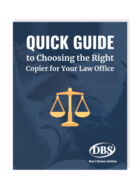 Law Office Copier Guide