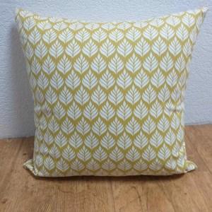 clark elise citron cushion cover