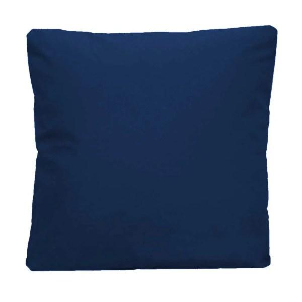 cotton drill cushion cushioncover navy