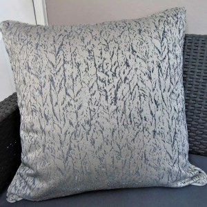 dark grey marble effect scatter cushion covers