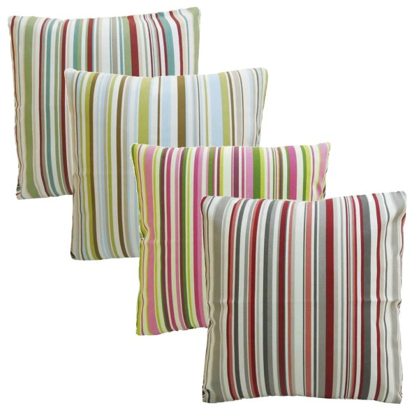 goa striped goa cotton scatter cushions