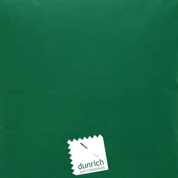 green cotton drill cut fabric