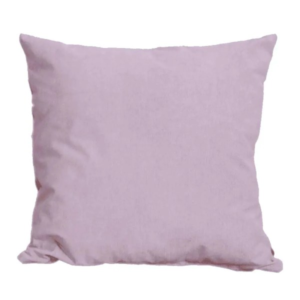 lilac suede feel scatter cushion