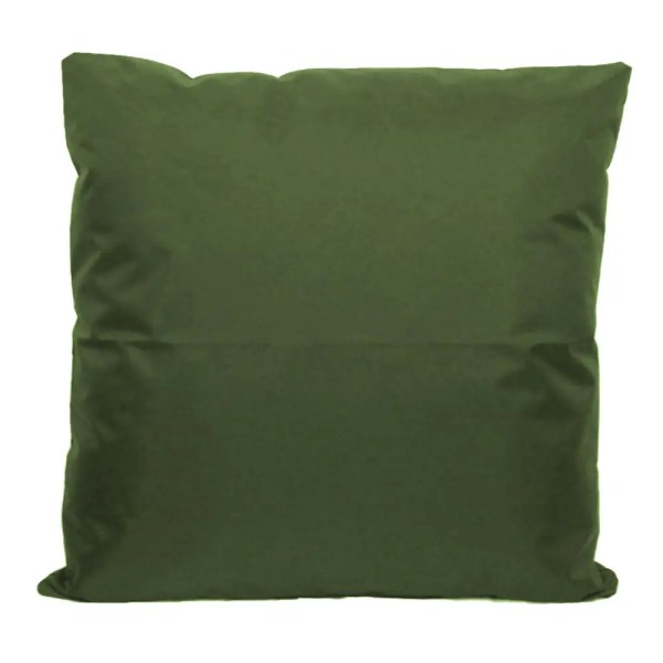 olive green water resistant indoor outdoor scatter cushion