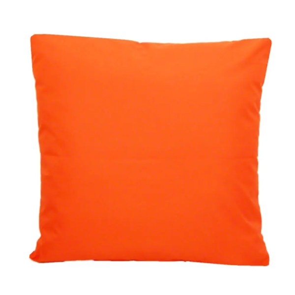 orange water resistant outdoor fabric