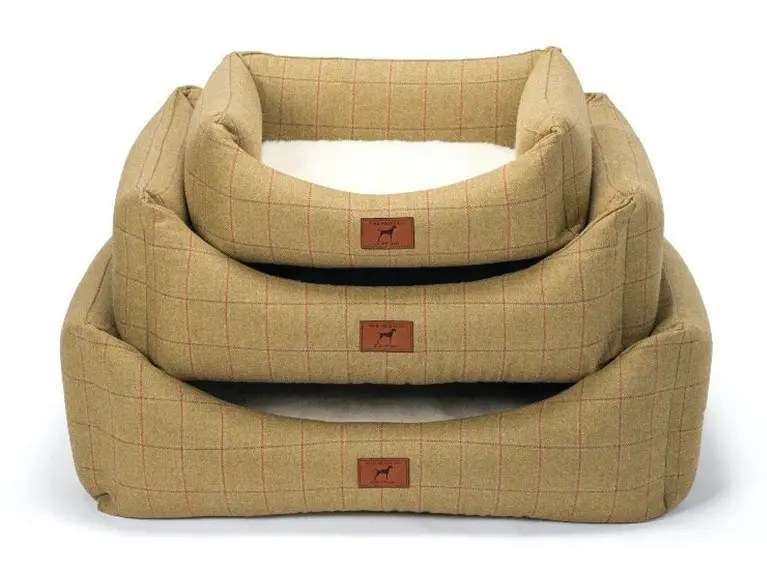 Red Dog Company Bespoke Dog Bed
