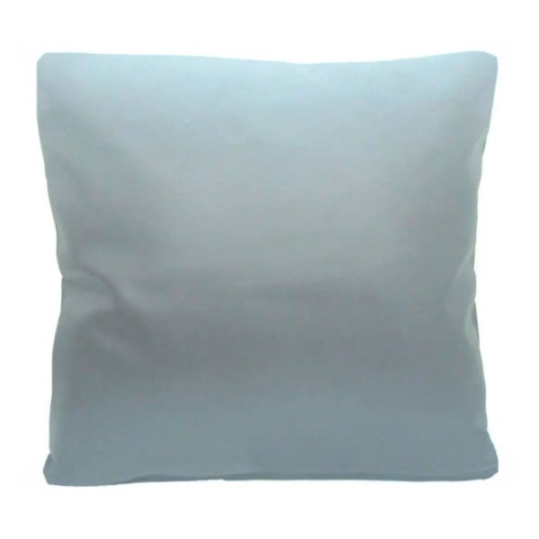 silver faux leather scatter cushion covers