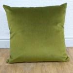 velvet malta cushion covers olive
