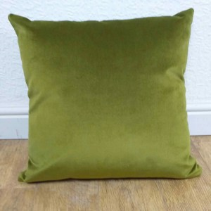 velvet malta cushion covers olive