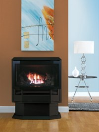 Mantis Series Fireplaces