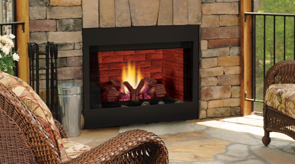 Gas Fireplaces  Dunrite Chimney Centereach New York