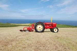 Mount Druid Tractor