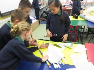 designing a rocket 25cm long