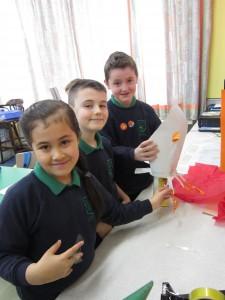 making rockets