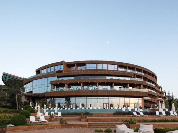 Thermal Spa Hotel - Eskişehir, Türkiye