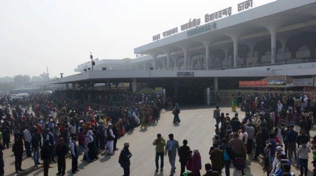 dhaka havalimanı