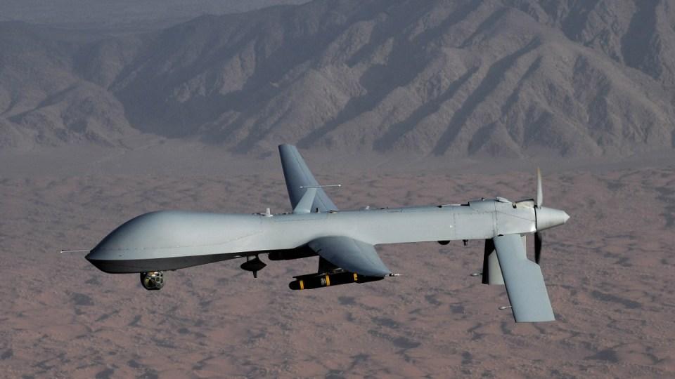 ABD'nin kullandığı MQ-1 Predator modeli drone
