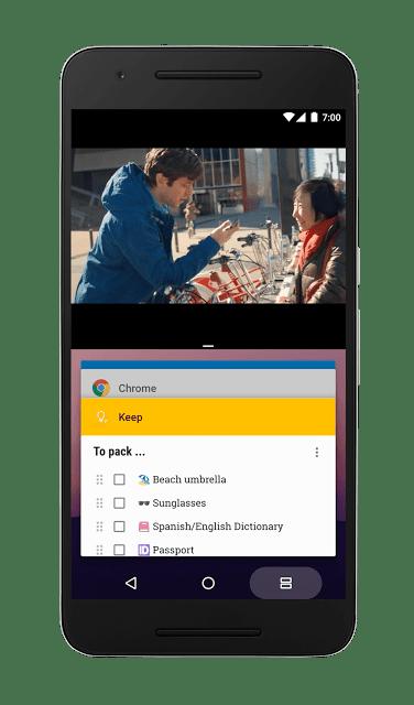 Çoklu ekran özelliği