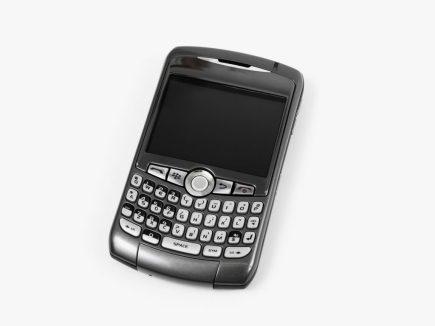 Curve - BlackBerry'nin iPhone'dan önceki son telefonu.