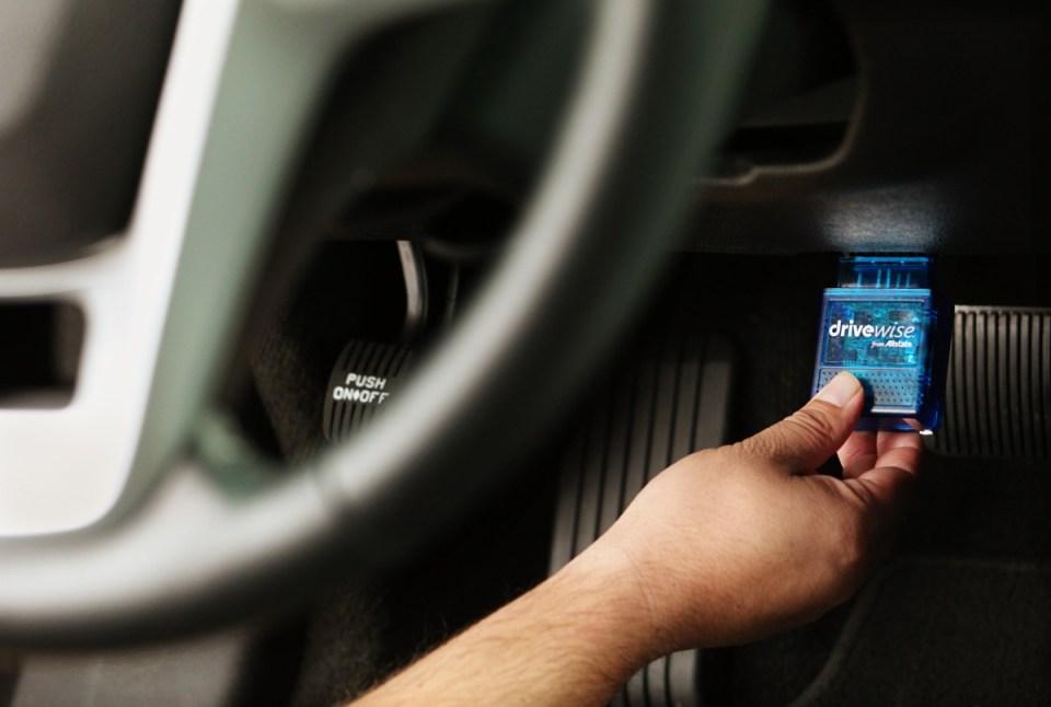 Allstate'in kullanım bazlı sigorta cihazı Drivewise®