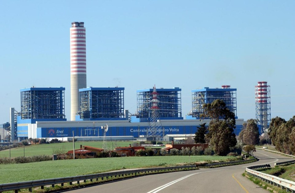 enel-power-plant