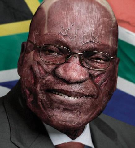 Güney Afrika Başbakanı Jacob Zuma