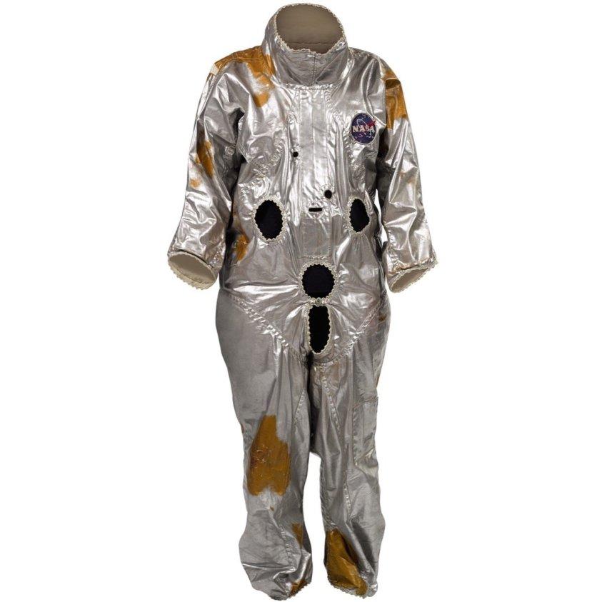 Termal uzay kıyafeti