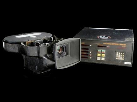 Star Wars: Empire Strikes Back filminin çekimleri için özel olarak hazırlanan kamera - 129.540 Dolar