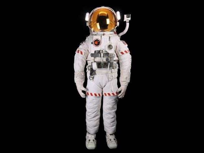 Marslı filminden Melissa Lewis'in astronot kıyafeti - 7773 Dolar