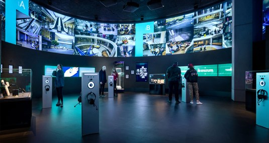 david-adjaye-spyscape-spy-museum-new-york-interiors-designboom-05