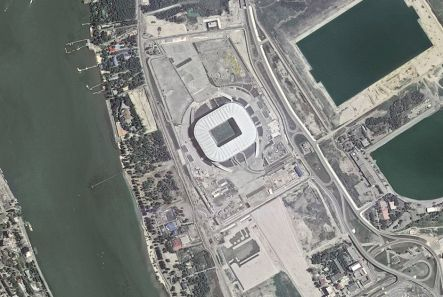 Rostov Arena - Rostov-on-Don