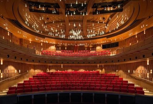 Royal Academy of Music Theatre and Recital Hall - Ian Ritchie Architects, Londra, Birleşik Krallık