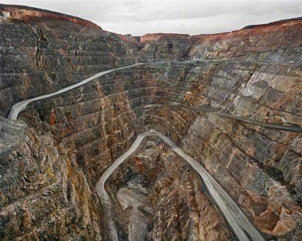 Batı Avustralya'da bir maden