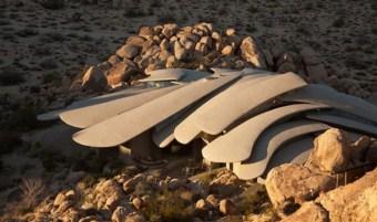 Desert Oasis (Çöldeki Vaha) - Kaliforniya, ABD