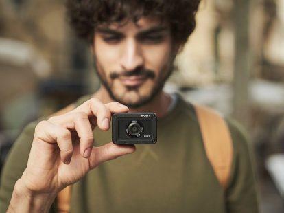 sony premium camera