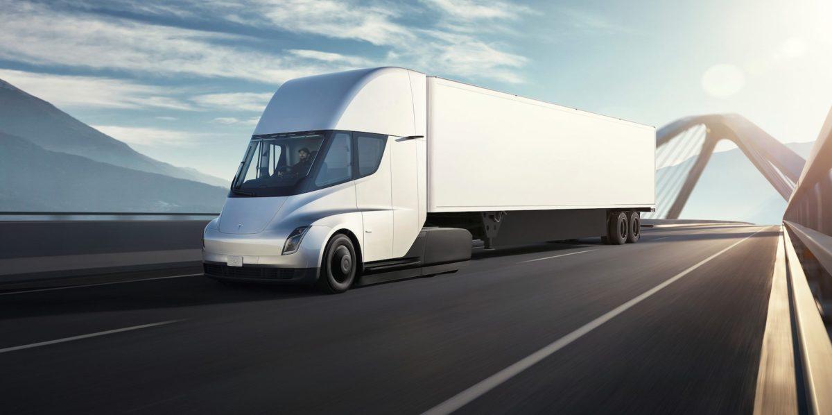 Tesla'nın kamyonunu trafikte gösteren bir video tartışmalara sebep oldu