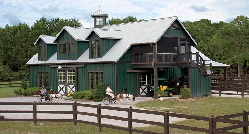 horse barn design