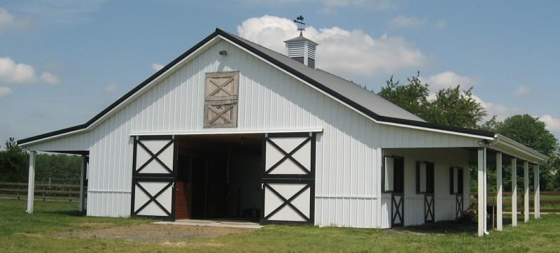 horse barn designs