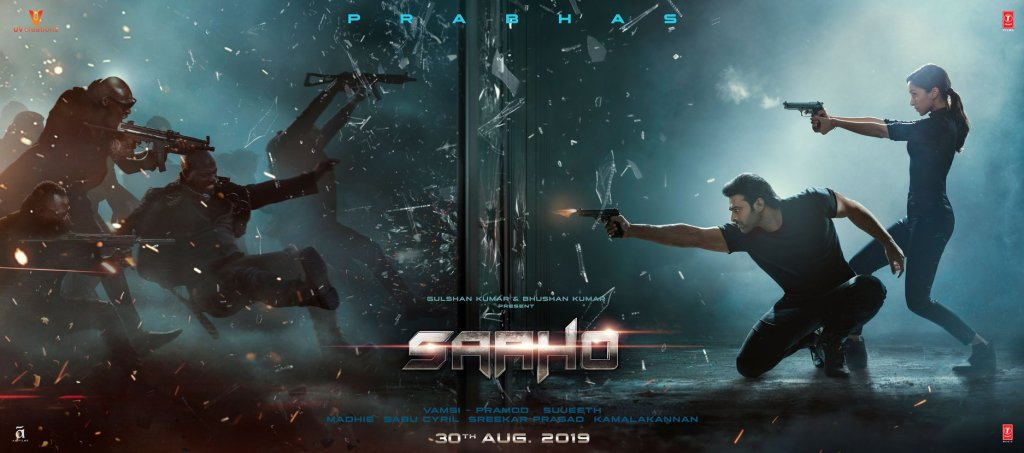Prabhas Saaho Movie First Look ULTRA HD Posters WallPapers | Shraddha Kapoor